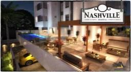Nashville Residencial - Apto em Lagoa Nova, ao lado do Midway - Direto com a construtota
