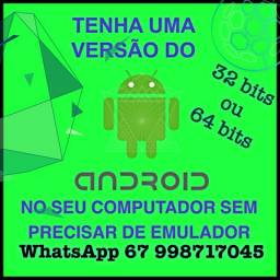 ANDROID NO PC s/Emulador
