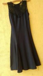 Vestidos short blusa