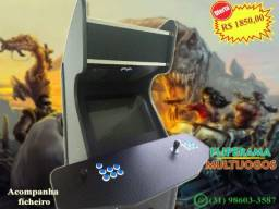 Multijogos Fliperama super Arcade + Ficheiro