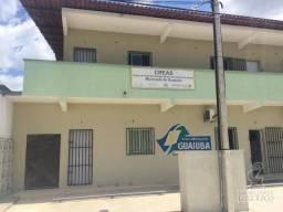 Aluga Apartamento Novo no Centro de Guaiúba com 01 quarto, sem taxa de condomínio.