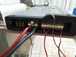 Amplificador B52 - 1600rms , Fonta Gilsom 70A