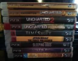 Jogos de PS3 Mídia Blu-ray originais