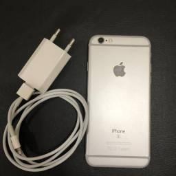 IPhone 6s 16 gigas silver usado