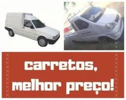 Carreto, frete barato a partir de 30 reais! What 975065440