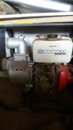 Motor branco 3 polegada