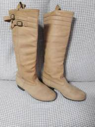 Vendo bota de couro legítimo