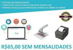 Sistema Para Lanchonetes Pdv, Padarias, Mercearias, Lojas