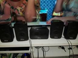 Home theater 500rms barato