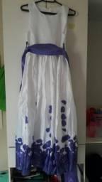 Vestidos de daminha ou floristas