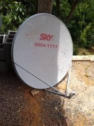 Antena Da Sky 1,10 cm