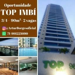 Top Imbuí., apartamento 3 e 4 quartos, em 89m². A partir de R$ 510 MIL