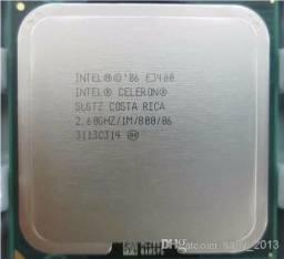 Bom dia kit de placa com processador e memoria de 2gb