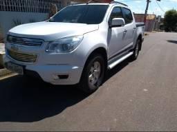 Chevrolet S10 LT 2012/2013 Automatica, banco de couro - 2013