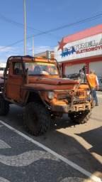 Jeep f75 disel mwm 2.80 45.000,00