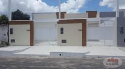 Casa nova, 2/4 sendo 1 suíte, bairro Sobradinho
