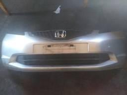 Honda fit 2010 parachoque dianteiro