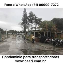 Aluguel de salas para transportadoras no Polo Petroquímico de Camaçari Ba