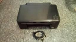 Scanner funcionando da impressora epson tx 125
