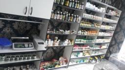 Vende loja de produtos naturais