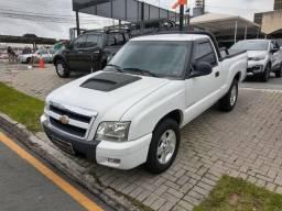 S10 advantge cs gnv impecável - 2011
