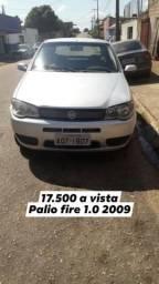 Fiat palio fire 1.0 - 2009