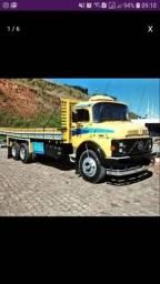 Caminhão 1313 - 1989