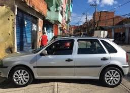 Volkswagen Gol 1.0 Turbo 16v - 2001