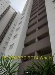 Apartamento 2 quartos rico em armários no setor Negrão de Lima, Portal das Flores (Ref.09)