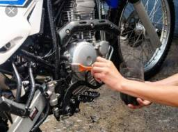 Lavamos motos