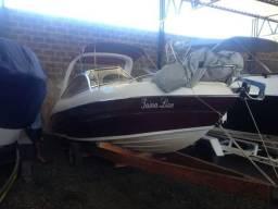 Lancha sirena 235 completa - 2011