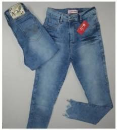 10 Peças -Calças Jeans Femininas Produto de Qualidade Marcas Famosas