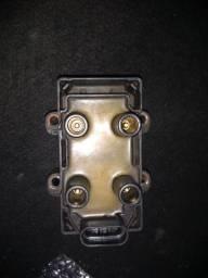 Bobina de Ignição Conector Oval 04 Pinos Renault Original Valeo
