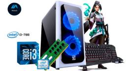 Computador gamer core i3 7100 3.9ghz