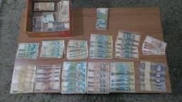 Ac proposta 56 cédulas de dinheiro antigo