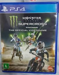 JOGO PS4 - MONSTER ENERGY SUPERCROSS