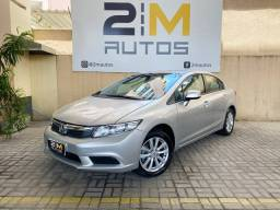Honda Civic LXS 1.8 flex Aut 2014/2015