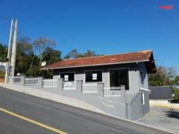 Casa para alugar com 3 dormitórios em Capitais, Timbó cod:4886