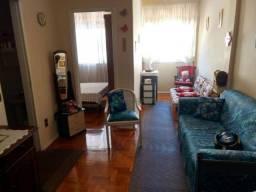 Apartamento com 1 dormitório à venda, 40 m² - Várzea - Teresópolis/RJ - AP0401
