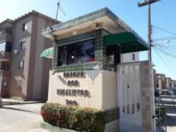 Apartamento com 2 dormitórios para alugar, 56 m² por R$ 750,00/ano - Nova Parnamirim - Par