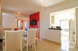 Apartamento à venda com 3 dormitórios em Havaí, Belo horizonte cod:268519