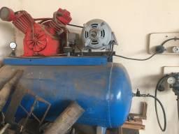 Compressor primax 40 pés