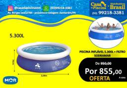 Piscina Inflavel 5.300L