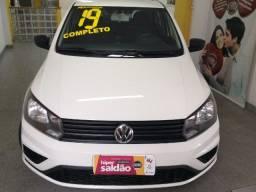 VW Gol GVII 2019 Impecável