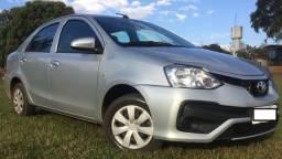 Vendo Toyota Etios Sedã 2018/2018
