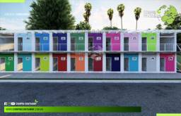 Pousadas, kitinetes, hostel em container ou modular