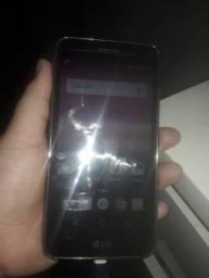 Vendo celular LG K 4
