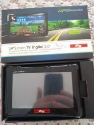 Gps com tv digital 5.0