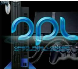 HD de 320gb com jogos PS2