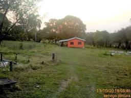 Chacrinha 5 mil m² em Piraquara 2 km da Prefeitura, asfalto, luz e água e wifi